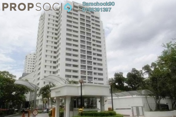 Condominium For Rent in OBD Garden Tower, Taman Desa Freehold Fully Furnished 3R/2B 3.3k