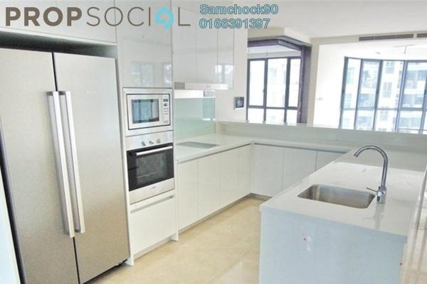 Condominium For Sale in 11 Mont Kiara, Mont Kiara Freehold Semi Furnished 5R/5B 3.5m
