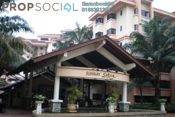 Condominium For Sale in Sunway Sutera, Sunway Damansara Leasehold Semi Furnished 3R/2B 680k