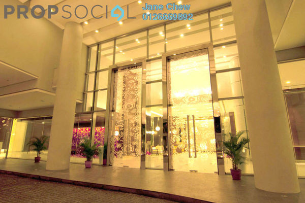 Serviced Residence For Rent in Swiss Garden Residences, Pudu Freehold Fully Furnished 1R/1B 2.8k