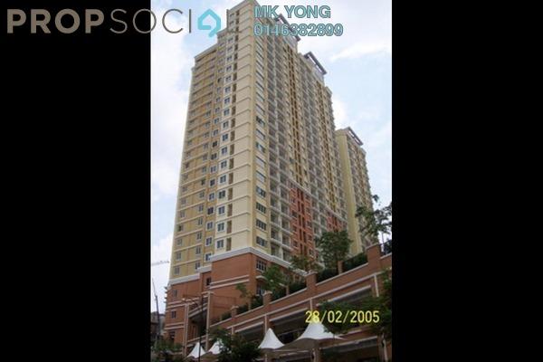 Condominium For Sale in Perdana Emerald, Damansara Perdana Leasehold Semi Furnished 3R/2B 550k