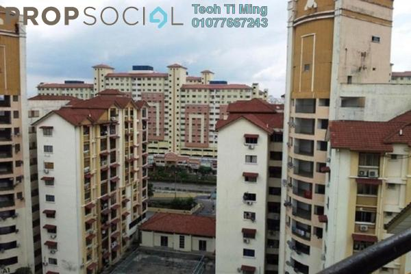Condominium For Sale in Vista Lavender, Bandar Kinrara Leasehold Semi Furnished 3R/2B 290k