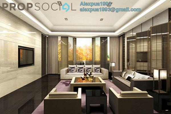 Serviced Residence For Sale in LeVenue, Desa ParkCity Freehold Unfurnished 2R/2B 478k
