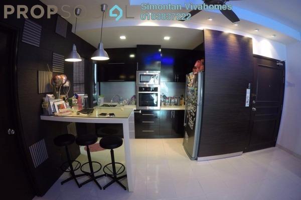 Condominium For Sale in Ken Damansara III, Petaling Jaya Freehold Fully Furnished 3R/2B 850k