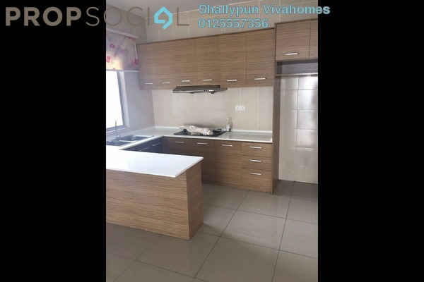Condominium For Sale in Zen Residence, Puchong Leasehold Semi Furnished 4R/2B 575k