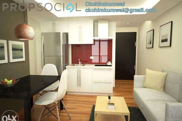 Serviced Residence For Sale in Mont Kiara Aman, Mont Kiara Freehold Semi Furnished 3R/2B 528k