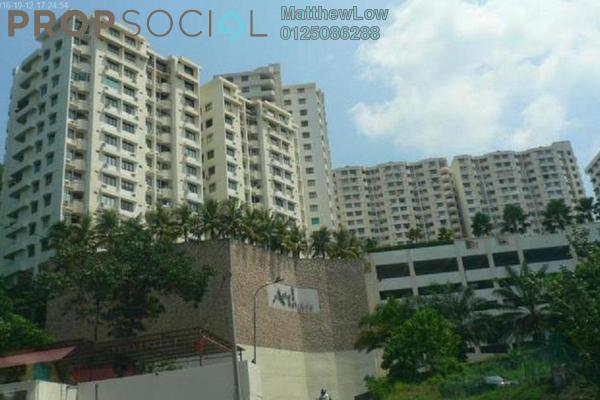 Condominium For Sale in Asia Heights, Farlim Freehold semi_furnished 3R/2B 365k