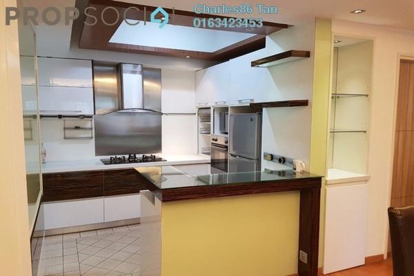 Condominium For Rent in Kiaramas Sutera, Mont Kiara Freehold Semi Furnished 4R/4B 8k