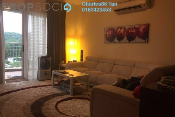 Condominium For Sale in Kiaramas Sutera, Mont Kiara Freehold Fully Furnished 3R/3B 1.1m