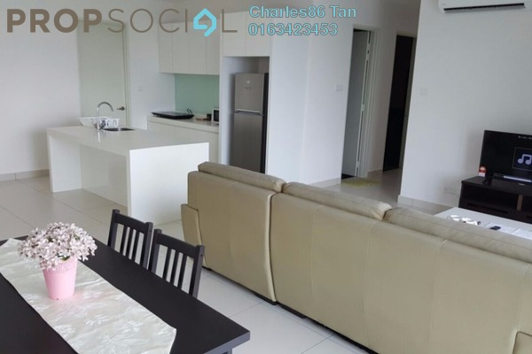 Condominium For Rent in Cristal Residence, Cyberjaya Freehold Fully Furnished 3R/3B 2.6k
