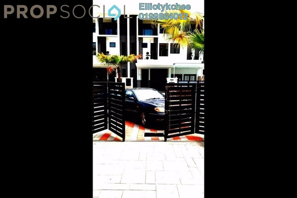 Terrace For Sale in The Link, Bukit Jalil Freehold Semi Furnished 6R/4B 13.1m