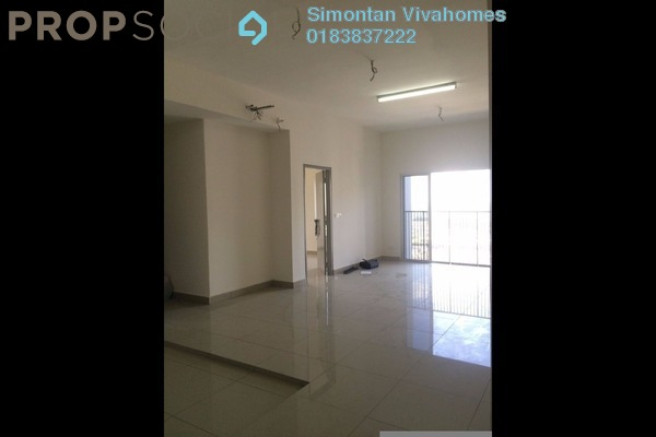 Condominium For Sale in The Wharf, Puchong Leasehold Unfurnished 2R/2B 400k