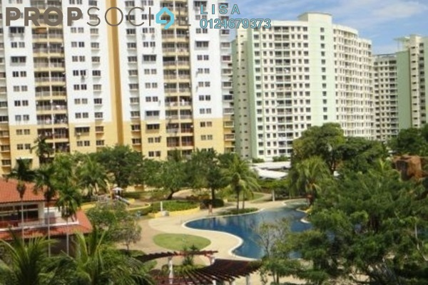 Condominium For Rent in Villa Emas, Bayan Indah Leasehold Fully Furnished 3R/2B 1.5k