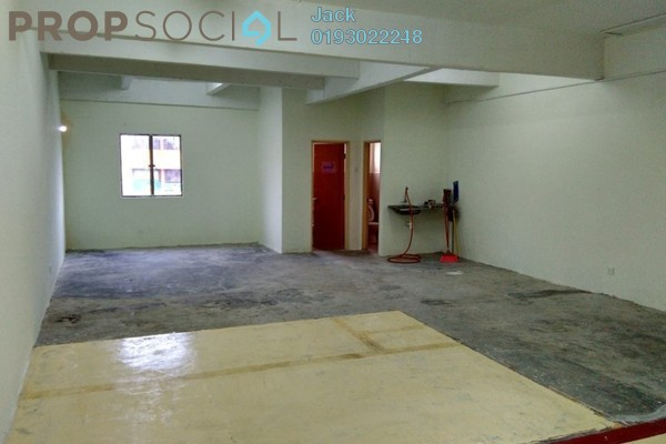 Office For Rent in Taman Suria Setapak, Setapak Freehold Unfurnished 0R/0B 1.3k