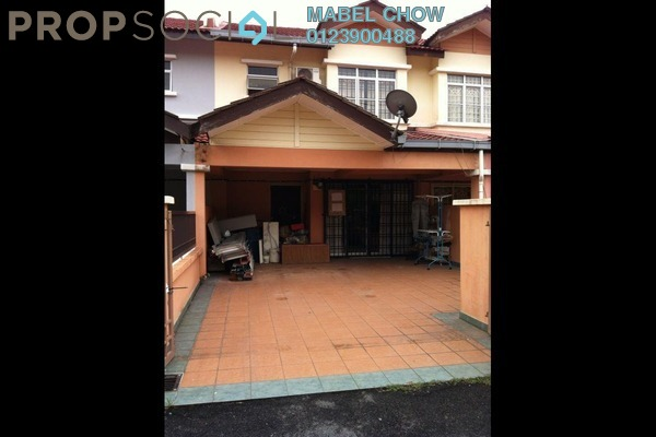 For Rent Terrace at Taman Puchong Prima, Puchong Freehold Unfurnished 4R/3B 1.4k