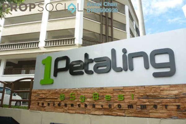 Condominium For Rent in 1 Petaling, Sungai Besi Leasehold Semi Furnished 3R/2B 1.4k