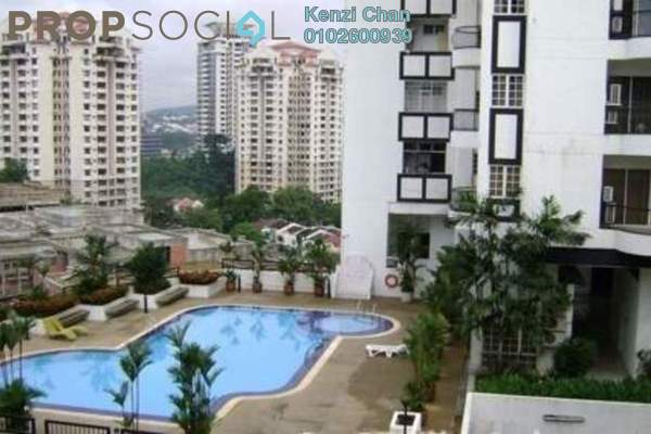 Condominium For Rent in Robson Condominium, Seputeh Freehold Fully Furnished 3R/2B 2.7k