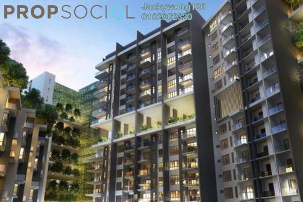 Condominium For Rent in Univ 360 Place, Seri Kembangan Leasehold fully_furnished 2R/2B 1.5k