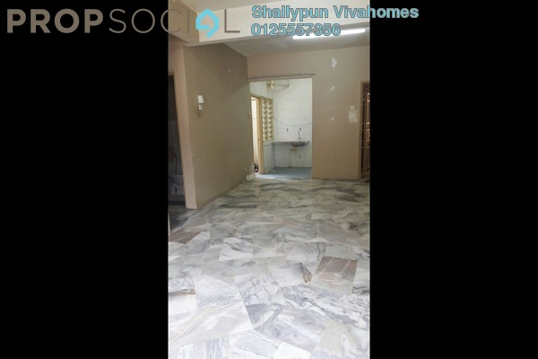 Apartment For Sale in Sri Penaga Apartment, Pusat Bandar Puchong Freehold Unfurnished 3R/2B 310k