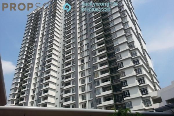 Condominium For Sale in Suasana Lumayan, Bandar Sri Permaisuri Leasehold Unfurnished 3R/2B 470k