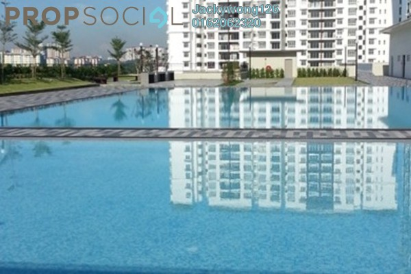 Condominium For Sale in 1120 Park Avenue, PJ South Leasehold Semi Furnished 3R/2B 450k
