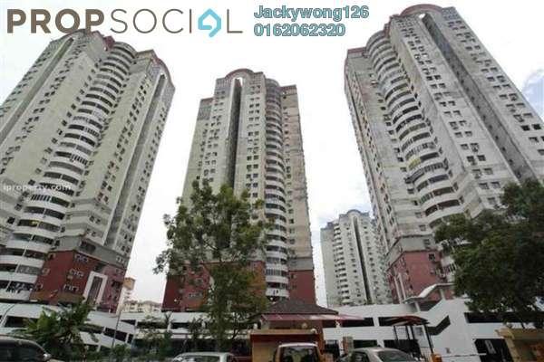 Condominium For Sale in Bukit Pandan 2, Pandan Perdana Freehold Fully Furnished 2R/2B 420k