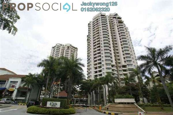 Condominium For Rent in Riana Green, Tropicana Leasehold Fully Furnished 2R/1B 1.7k