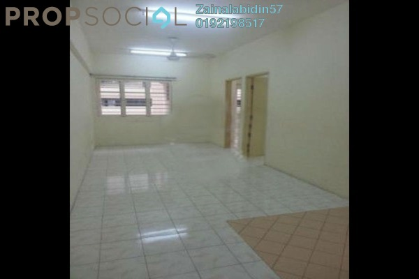 Condominium For Rent in Spring Ville, Ukay Leasehold Unfurnished 3R/2B 1.1k