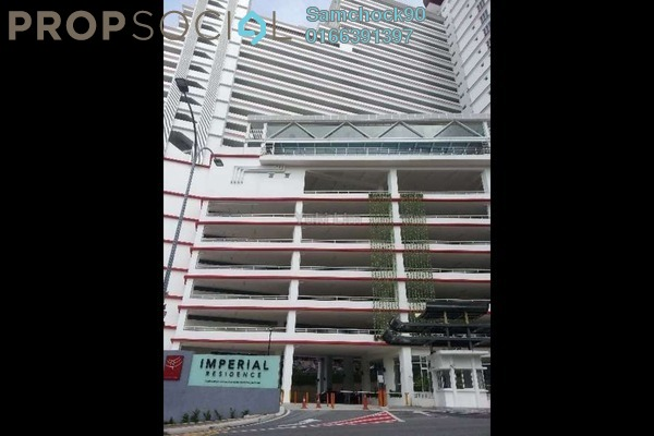 Condominium For Sale in Imperial Residence, Cheras South Freehold semi_furnished 3R/2B 560k