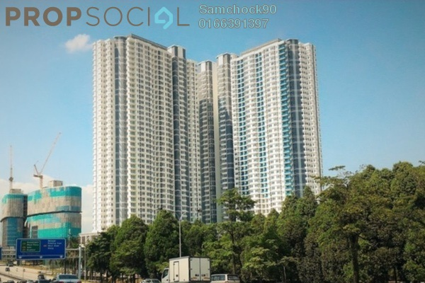Condominium For Rent in Desa Green Serviced Apartment, Taman Desa Freehold Fully Furnished 3R/2B 2.4k