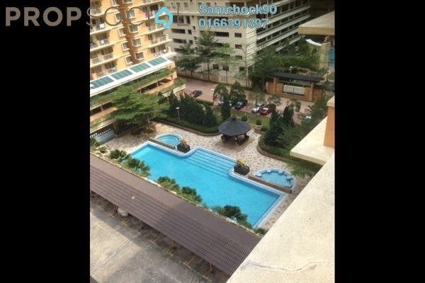 Condominium For Rent in Platinum Hill PV6, Setapak Freehold Fully Furnished 4R/2B 1.9k