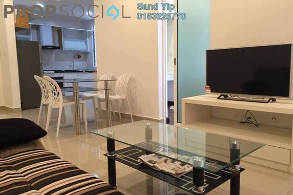 Condominium For Rent in Hijauan Saujana, Saujana Freehold Fully Furnished 1R/1B 1.6k