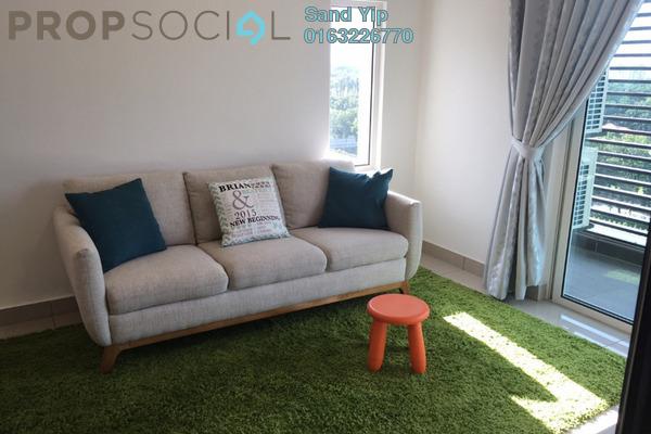 Condominium For Rent in Hijauan Saujana, Saujana Freehold Fully Furnished 1R/1B 1.8k