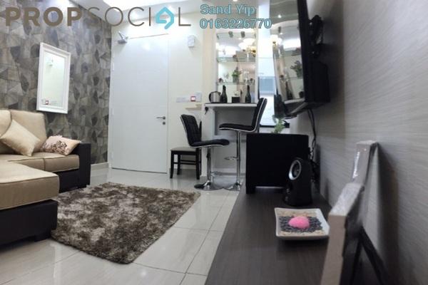 Condominium For Rent in Hijauan Saujana, Saujana Freehold Fully Furnished 1R/1B 2.1k