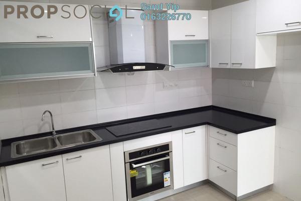 Condominium For Rent in Hijauan Saujana, Saujana Freehold Semi Furnished 1R/1B 1.2k