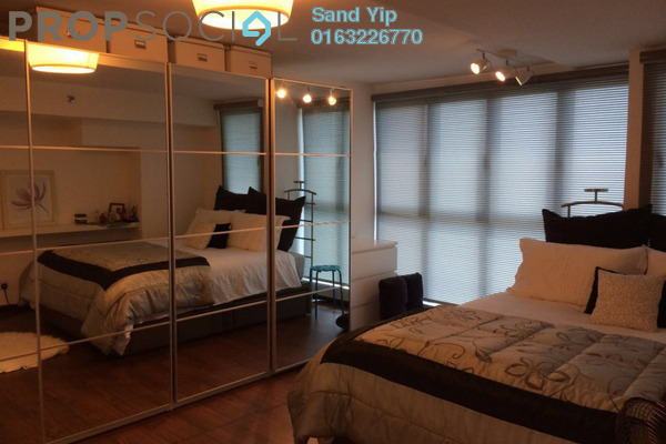 Condominium For Rent in Subang SoHo, Subang Jaya Freehold Fully Furnished 1R/1B 2.2k