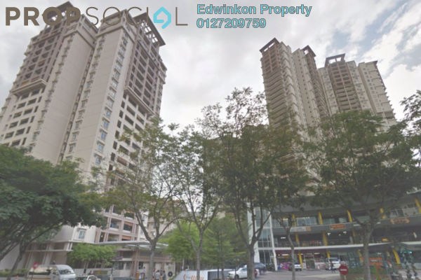 Condominium For Sale in Seri Maya, Setiawangsa Freehold Fully Furnished 3R/2B 720k