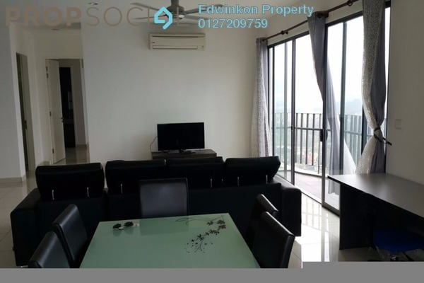 For Sale Condominium at TRiGON Luxury Residences @ Setia Walk, Pusat Bandar Puchong Freehold Semi Furnished 5R/4B 1.26m
