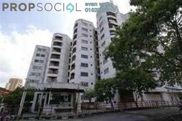 Condominium For Rent in Indah Villa, Bandar Sunway Leasehold Fully Furnished 2R/1B 1.6k