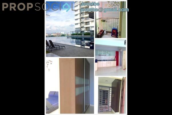 Serviced Residence For Rent in Koi Kinrara, Bandar Puchong Jaya Freehold Semi Furnished 3R/3B 450translationmissing:en.pricing.unit