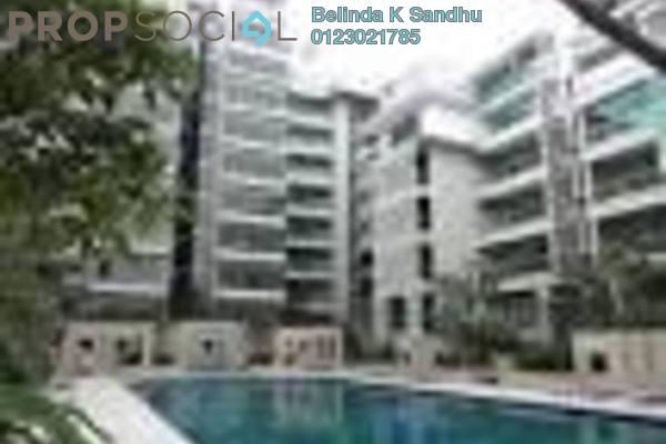 Condominium For Sale in Sastra U-Thant, Ampang Hilir Freehold Semi Furnished 4R/3B 2.97m