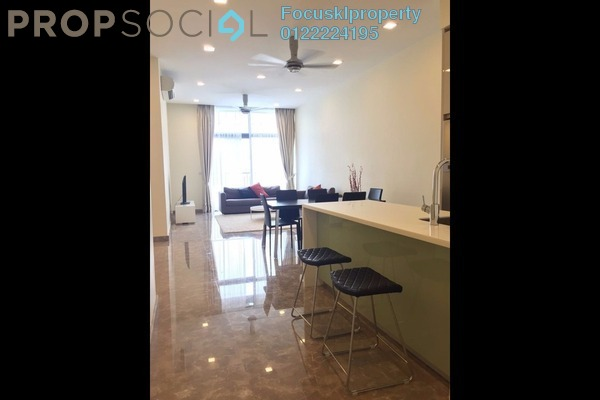 Condominium For Sale in Laman Ceylon, Bukit Ceylon Freehold Fully Furnished 3R/2B 2.02m