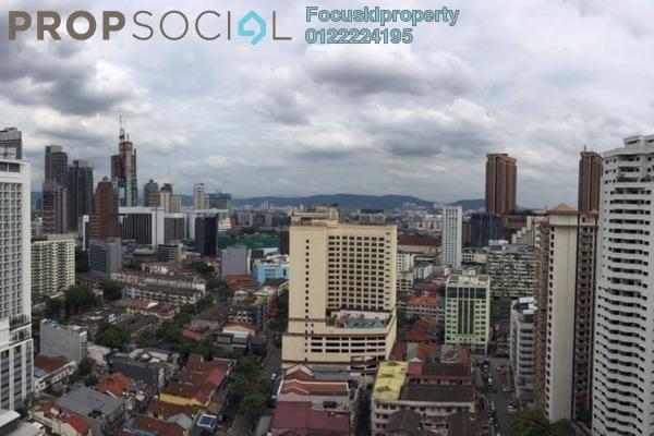 Condominium For Sale in Menara Bukit Ceylon, Bukit Ceylon Freehold Semi Furnished 3R/2B 1.45m