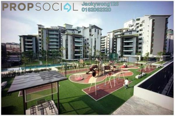 For Rent Condominium at Serin Residency, Cyberjaya Freehold Fully Furnished 4R/3B 2.7k