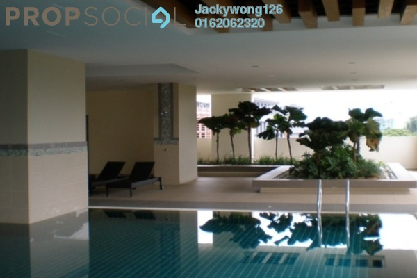Condominium For Rent in 231 TR, KLCC Freehold Fully Furnished 1R/1B 2k