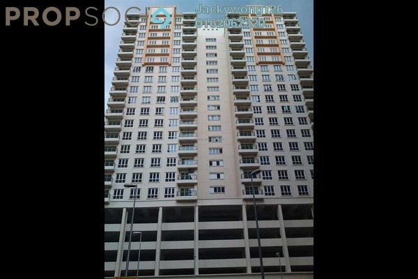 Condominium For Sale in Kuchai Avenue, Kuchai Lama Freehold Semi Furnished 3R/2B 535k