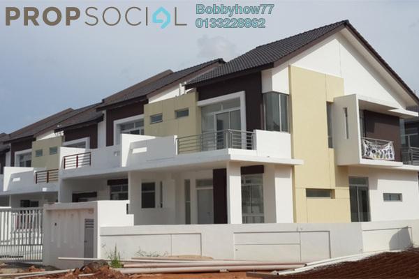 For Sale Terrace at Kawasan Perusahaan Dioh, Kuala Pilah Freehold Unfurnished 4R/3B 560k
