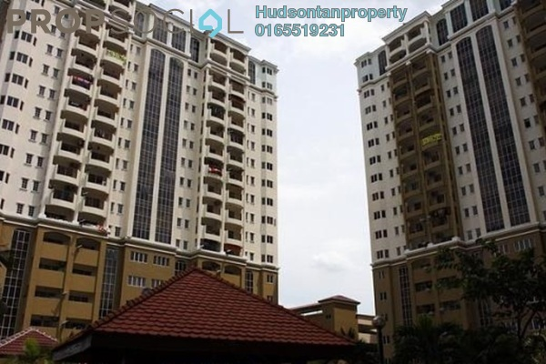 Condominium For Rent in Aseana Puteri, Bandar Puteri Puchong Freehold Fully Furnished 3R/2B 1.6k