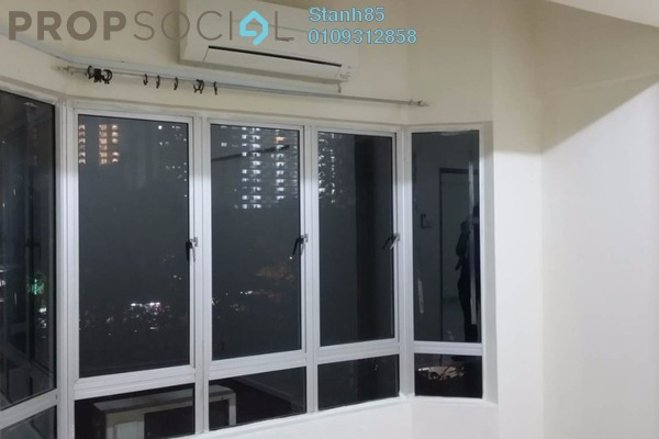 Condominium For Rent in Sri Pelangi, Setapak Freehold Semi Furnished 3R/2B 1.3k