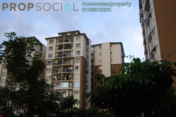 Condominium For Rent in Tiara Intan, Ampang Freehold Semi Furnished 3R/2B 1.55k